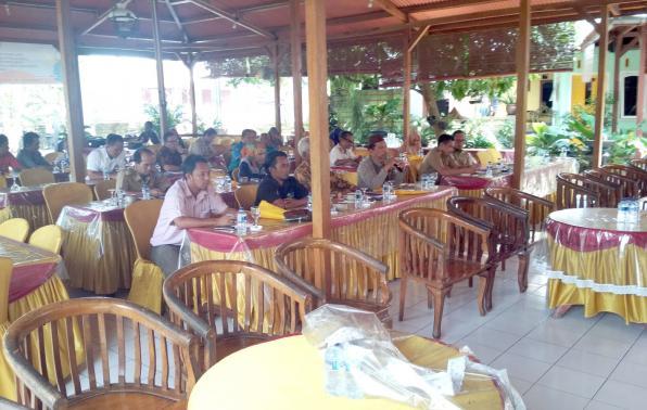 foto : Peserta dan anggota Lokakarya